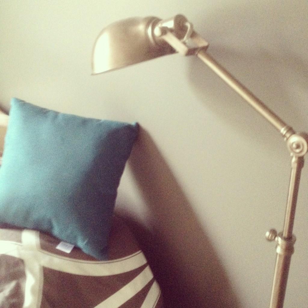 Ballard Designs - Julian Apothecary Lamp - Aged Silver