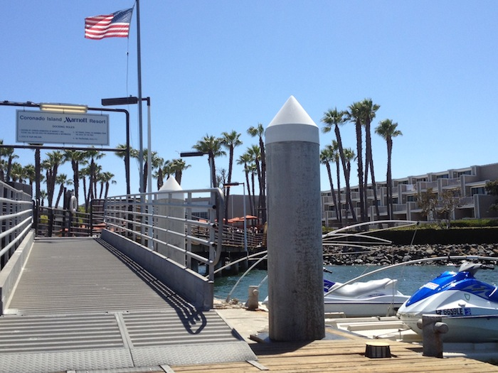 Coronado Marriott Ferry Landing