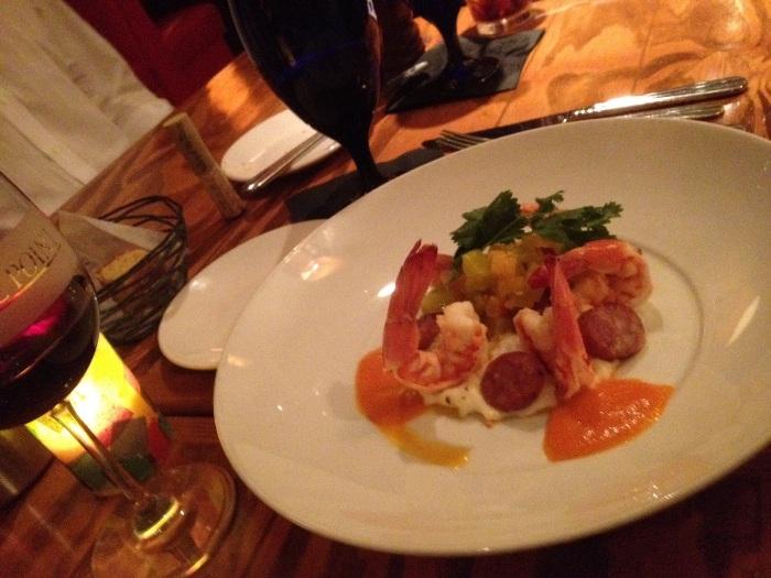 Blue Point Restaurant Seafood