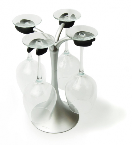Architec AirDry Wine Glass Drying Rack