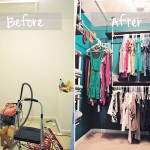 How To Build An Industrial Chic Closet Organizer (Part 2) – AKA. My Closet Is <em>Still</em> Cooler Than Me.