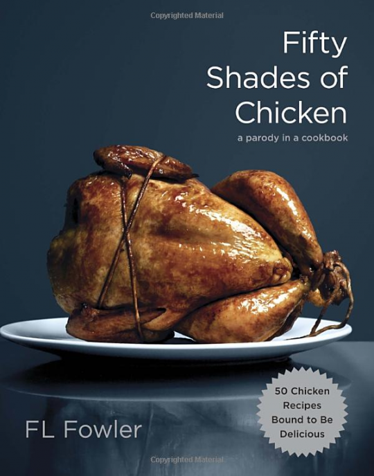 Photo from Amazon.com, where you can purchase this delicious book. Would make a fabulous gift!