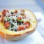 Turkey Sausage Stuffed Squash And The Truth About Dislike.