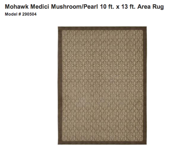 Mohawk Medici Rug