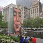 Video Snippet: Chicago's Millennium Park.