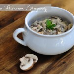 Mushroom Stroganoff. All In The Name Of Love(handles).