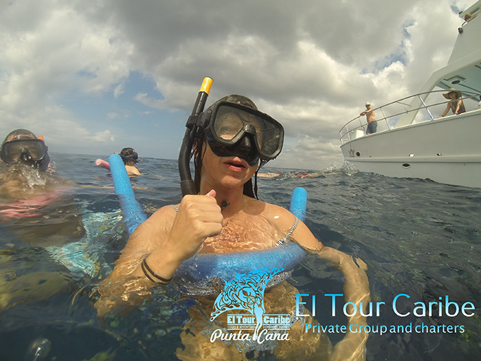Caribbean Snorkeling Dominican Republic