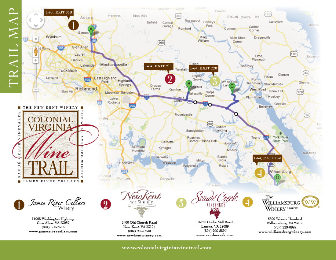 Colonial Wine Trail